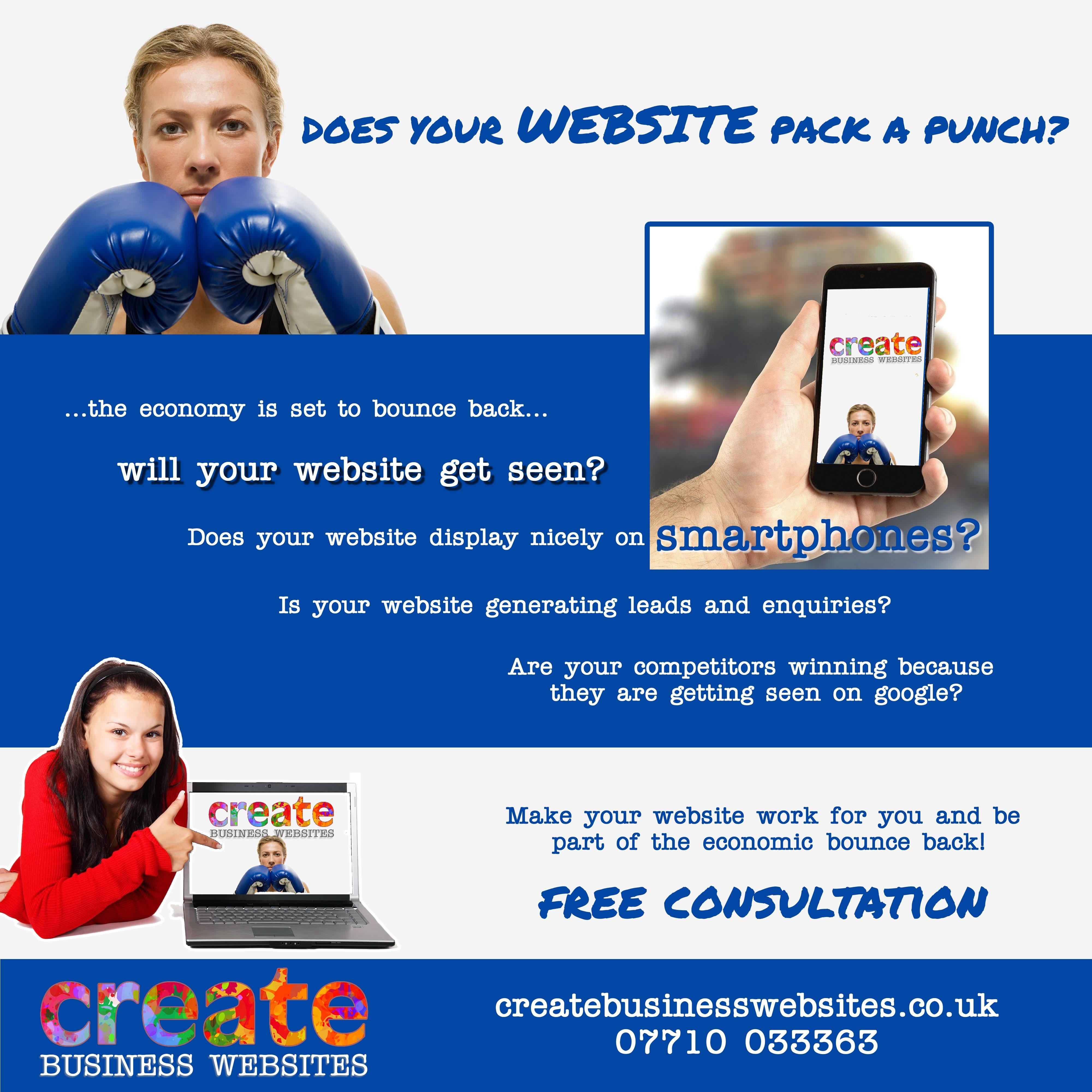 Create Business Websites